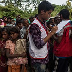 Flüchtlingshilfe im Ausland