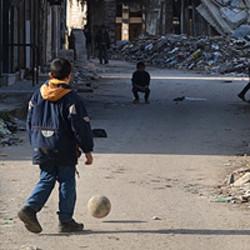 Syrien: Hilfe in der Krise