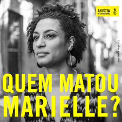 Justiça para Marielle!