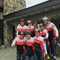 Santander Norge på sykkel