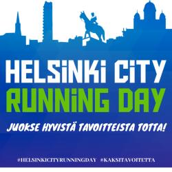 Auta kehitysmaiden tyttöjä – Helsinki City Running Day