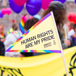 Human Rights Are My Pride