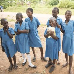 Tue lasten koulutusta