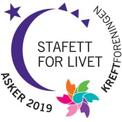Nye Asker: Stafett for livet 2019