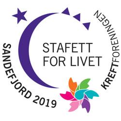Sandefjord: Stafett for livet 2019