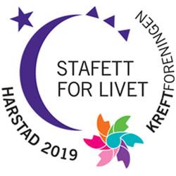 Harstad: Kreftforeningens Stafett for livet 2019