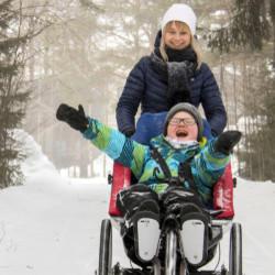 Malike – toimintavälineitä vaikeasti vammaisille ihmisille