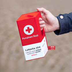 The Finnish Red Cross Hunger Day Collection