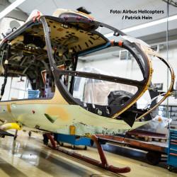 Innsamling for nytt utviklingshelikopter