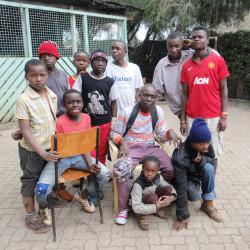 Nairobin katulapset