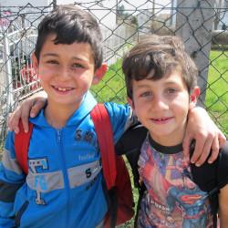 Bosnia-Hertsegovina: Romaniyhteisöjen köyhät lapset