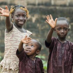 Mwanzan haavoittuvat lapset, Tansania