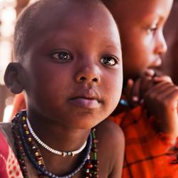 Kenia: köyhien kylien lapset