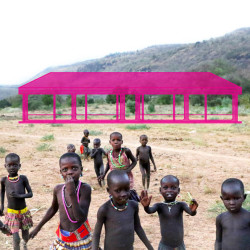 Hjelp barna - bygg barnehage
