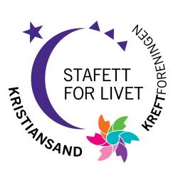 Kristiansand: Kreftforeningens Stafett for livet 2021
