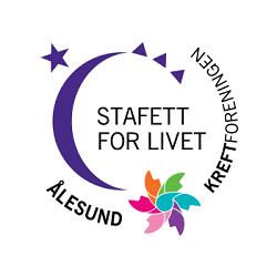 Ålesund: Kreftforeningens Stafett for livet 2021