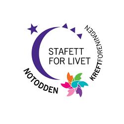 Notodden: Kreftforeningens Stafett for livet 2021