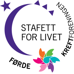 Førde: Kreftforeningens Stafett for livet 2021