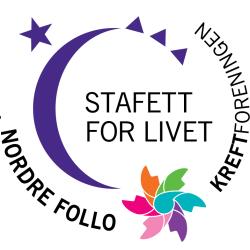 Nordre Follo: Kreftforeningens Stafett for livet 2021