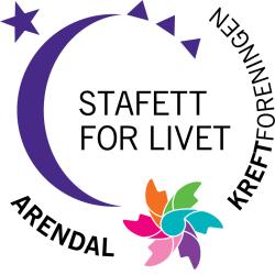 Arendal: Kreftforeningens Stafett for livet 2021