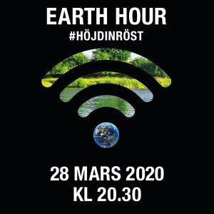 Samla in pengar for Earth Hour