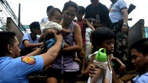 Hjælp ofrene på Filippinerne