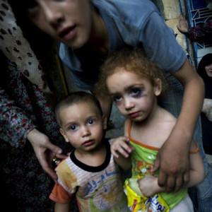 Albrightgruppen hjælper kvinder og børn i Syrien