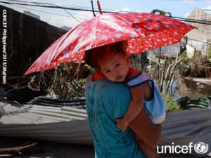 UNICEF Danmarks egen indsamling