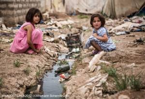 Syriens børn har brug for DIN hjælp