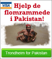 Trondheim for Pakistan