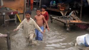 Støtt flomofrene i Pakistan!