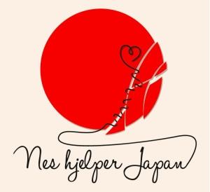 Nes hjelper Japan