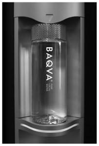Baqva pure local water