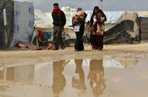 The women in Syria need our help