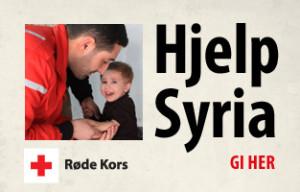 Hjelp oss å hjelpe Syria.