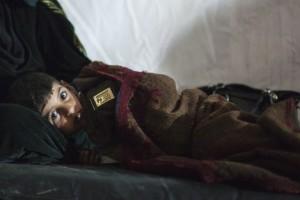 Hjælp Syriens flygtninge