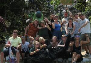 De frivillige i Verdens Skove