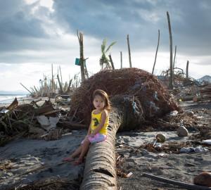 Hjelp barna på Filippinene