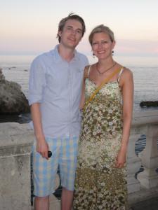 Lene og Lars gifter seg