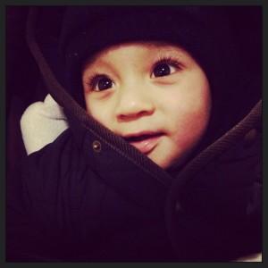 Noah fyller ett år :-))