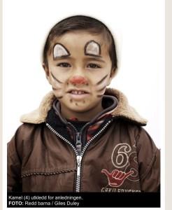 YOGA for barna i Syria