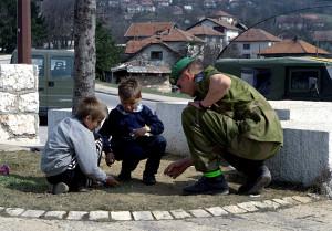 Veteraner hjelper flomrammede!