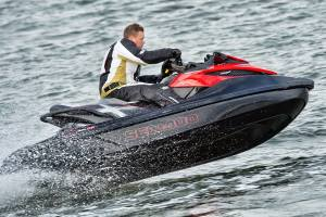 Jet Ski World Record for Children's