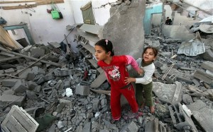 Støtt ofrene i Gaza!