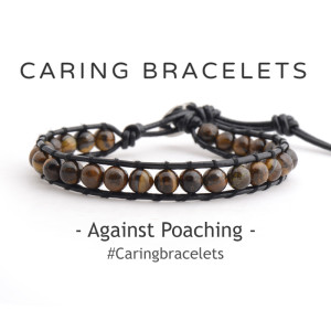 Caring Bracelets Against Poaching