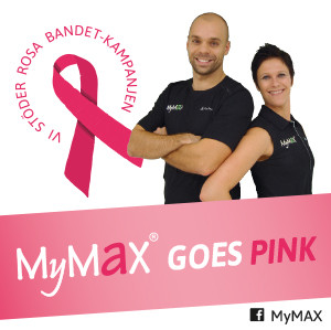 MyMAX goes pink