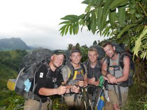 För Madagaskars regnskogar