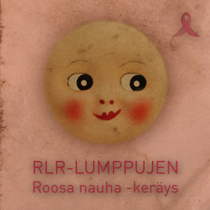 RLR-Lumppujen Roosa nauha -keräys