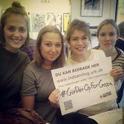 #GivDenOpForGaza - Humanitært bidrag