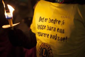 Hjelp oss i kampen #motmobbing